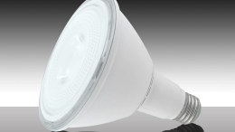 MaxLite has expanded its line of LED PAR30 and PAR38 lamps to include 277-volt versions.