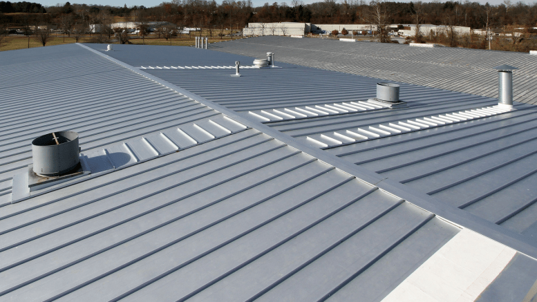 Metal Roof Panel Systems Offer Long Term Solutions Retrofit