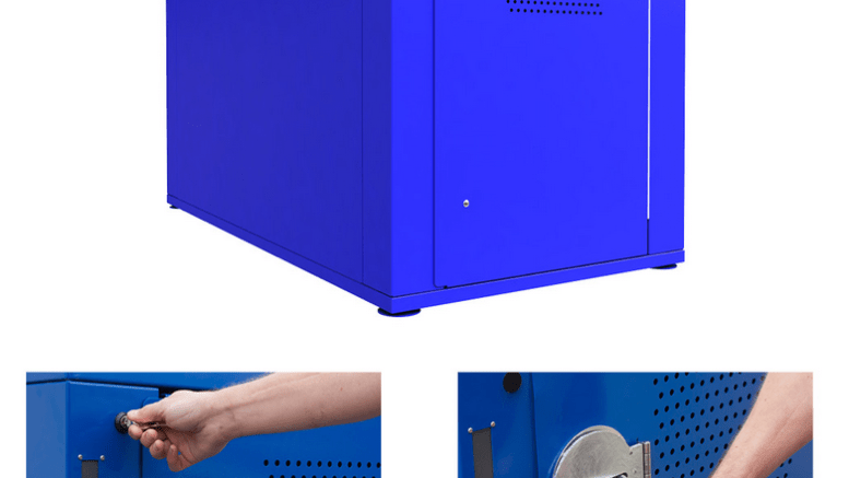 Dero announces the addition of the Dero Bike Locker to its extensive product line of bike parking solutions.