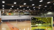 Eaton announced that it has helped improve the lighting performance and energy efficiency in a campus recreation facility at the University of Illinois at Urbana-Champaign.