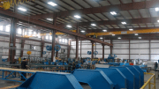 McElroy Metal operations in Houston moved into a new manufacturing plant and attached service center to serve its customer base in southeast Texas.
