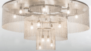 Meyda Custom Lighting has unveiled the Niagara family of custom lighting fixtures.