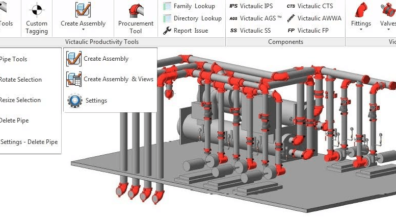 Revit Add-in Tool Increases Drawing Productivity - retrofit