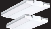 RAB Lighting introduces RAIL, a line of energy-saving, affordable and super-high output LED high bay fixtures with equivalencies up to 400-watt metal halide.