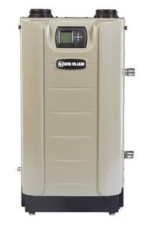 Weil-McLain's 95 percent AFUE Evergreen boiler