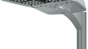 Hubbell Lighting has launched a high-performance LED area/site luminaire—Spaulding Lighting's Arceos ARA3.