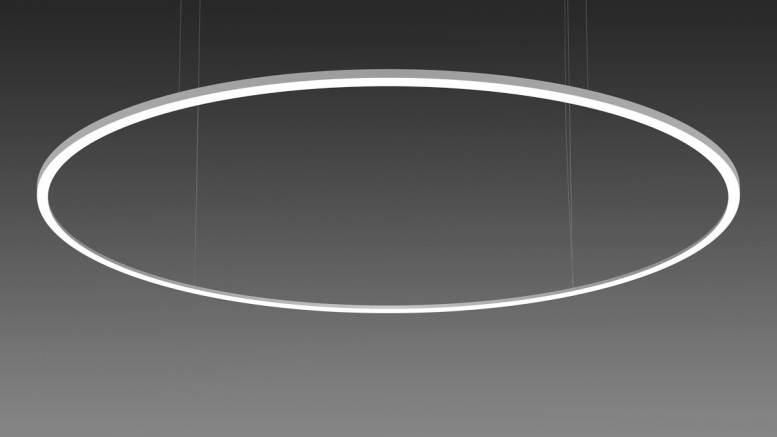 Architectural Lighting Works' Moonring