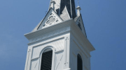 St. Patrick's Church - Bell tower