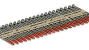 Simpson Strong-Tie, a provider of engineered structural connectors and building solutions, now offers Strong-Drive structural-connector nails that have been designed as a pneumatically driven alternative to hand-driven nails.