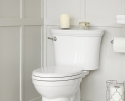 The VorMax toilet line from American Standard has been named a 2015 GOOD DESIGN award recipient in the Bath category for design excellence.