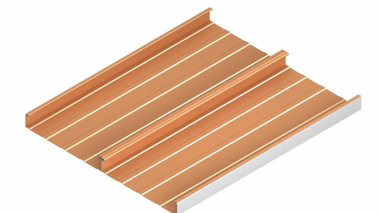 Morin, a Kingspan Group Co., has introduced the SymmeTry Roof Series, a mechanically seamed structural roof system that is symmetrical and hydrostatic by design.