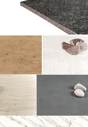 TheSize, designer and manufacturer of the Neolith brand, expands its range of premium sintered compact surface solutions for countertops, flooring, walls and more.