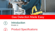 Industrial Scientific introduces the Gas Detection Made Easy application.