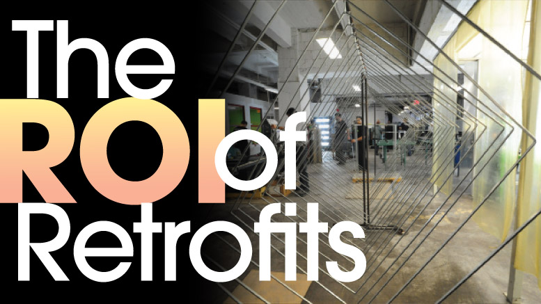 ROI of retrofit