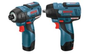 Bosch unveils the PS42 impact driver and PS82 impact wrench.