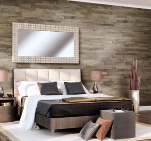 Interwoven Eco-Panels are available with color washes in four shades of maple.