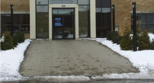 The snow melting mats offer safe snow melting throughout the winter months for driveways, sidewalks, patios and stairs.