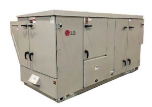 The dedicated outdoor air system product lineup offers a complete solution and further enables building owners and facility managers to implement a complete end-to-end LG HVAC system.