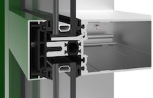 The polyamide pressure plate system increases thermal performance compared with most traditional aluminum systems.
