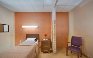 The Lochearn facility is rejuvenated through changes to its third-floor resident rooms.
