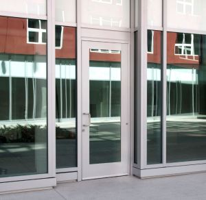 Bullet resistant doors and frames from C.R. Laurence Co. Inc. withstand Level 1 or Level 3 projectiles as defined by UL 752 ballistic standards.