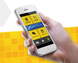 The FILASOLUTIONS mobile application provides technical information and solutions.