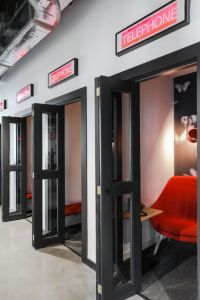 Adding prefabricated booths can have drawbacks, ranging from costs, code compliance, acoustics and ergonomics.