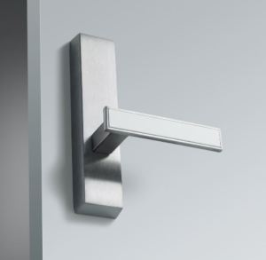 EcoFlex exit trims use a motor-driven actuator that reduces energy consumption by up to 95 percent.