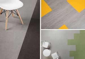 Studio Luxury Vinyl is an accent collection featuring the Tela and Colour flooring designs.
