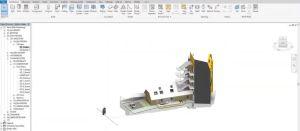 The add-in simplifies the process of creating and updating outdated BIM models to reflect the current state of a building.