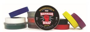 WarriorWrap electrical tape is engineered to resist UV rays, rain, wind and snow.