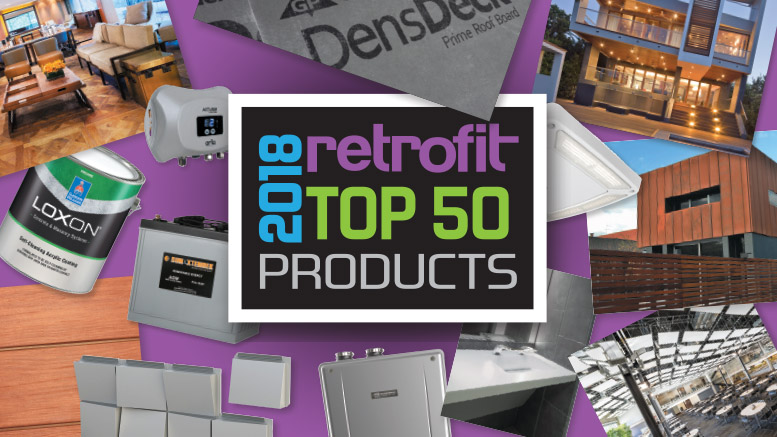 Top 50 Products of 2018