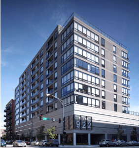 Circa 922, a new luxury apartment building in Chicago's West Loop neighborhood features a Girder-Slab system. This hybrid alternative can provide a 25 to 30 percent cost savings over traditional structural steel and pour-in-place concrete systems.
