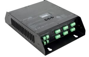 The  AL Driver 400 and AL Driver 800 features front-end control preferences for lighting control flexibility.