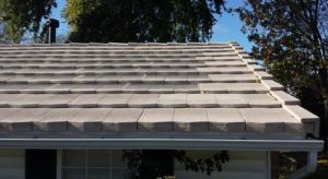 On a 88-90 degree day, test data reveals beyond mid-afternoon about 23 percent more energy is generated by the 3 IN 1 ROOF.