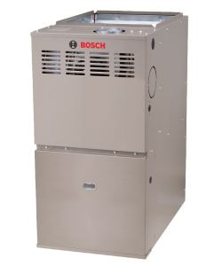 The non-condensing gas furnace from Bosch Thermotechnology can fit into tight places, including basements, attics and crawl spaces.