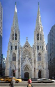 Renovations at St. Patrick's Cathedral include a geothermal system to enhance worship and functionality, as well as improve sustainability and resiliency.