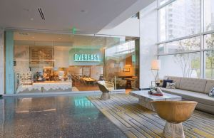 Merriman Anderson/Architects convert a large hotel to a multi-use rehabilitation project.