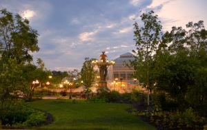 Created in 1932, Bartholdi Park has served as a demonstration garden for more than 80 years and until 2016 had not undergone a complete renovation since its original construction.