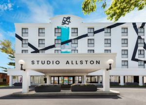 Studio Allston is a 117-room hotel that embodies a spirit of adventure and creativity.