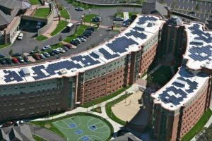 The power control system for Quinnipiac University continues to grow as the vision of sustainability comes into fruition.