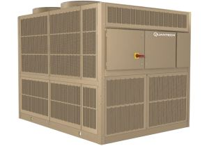 These scroll chillers are self-contained for installation ease, making them ideal for both retrofits and new construction where limited space is available.