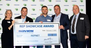 Repnet receives top commercial project of 2019.