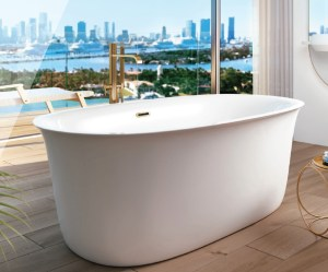 VIBE therapeutic tubs feature therapy options create an experience that allows bathers to relax and renew the body, mind and spirit.