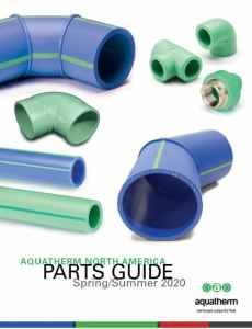 The updated parts guide includes new and/or updated part numbers as well as information on new or removed parts.
