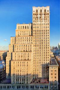 CTA Architects has completed an extensive, $2.8 million exterior restoration of the historic 30-story St. George Tower & Grill co-op residence in the Brooklyn Heights Historic District.