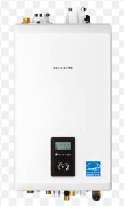 NCB-H (high output) series condensing combi-boilers are packed with upgrades.