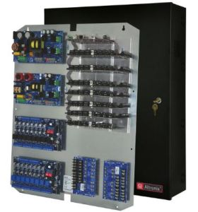 Altronix now integrates it's power and sub-assemblies with S2 Security controllers.