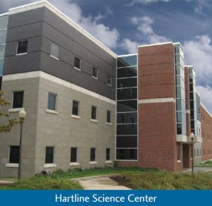 Hartline Science Center upgrades to Aircuity's latest platform, allowing users to monitor fume hood usage.