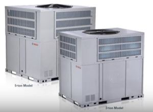 Bosch Thermotechnology announces the addition of its Inverter Ducted Package (IDP) 3 Ton.